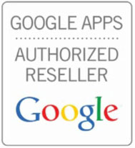 Google APPS Authorized Re-Seller Logo